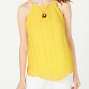 BCX yellow top